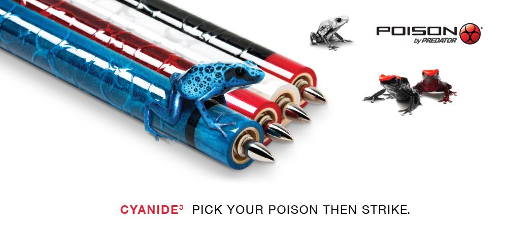 Poison Cyanide