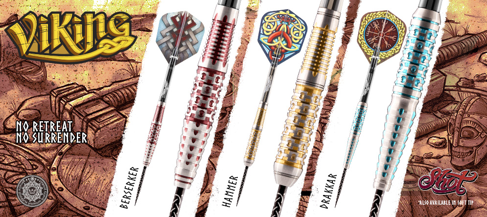 Shot! Viking Darts