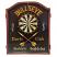 Vintage Bullseye Dart Cabinet