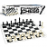Tournament Triple Weighted Chess Set
