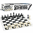 Tournament Roll-up Triple Weighted Chess Set
