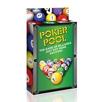 Poker Pool Card Game