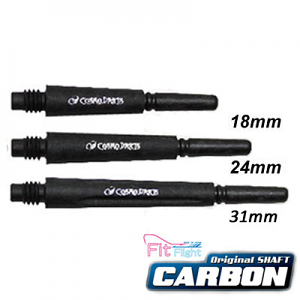 Fit Shaft - Carbon Spin and Fixed Shafts