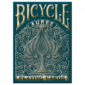 Single Deck Bicycle Aureo Playing Cards