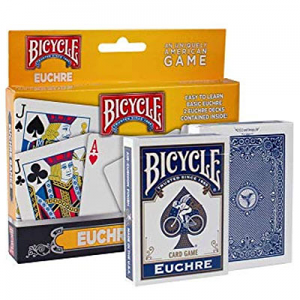 Euchre 2 Deck Set Bicycle Playing Cards