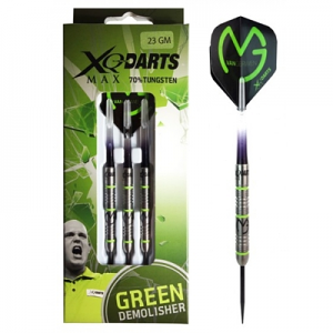 MvG Green Demolisher 70% Tungsten Darts