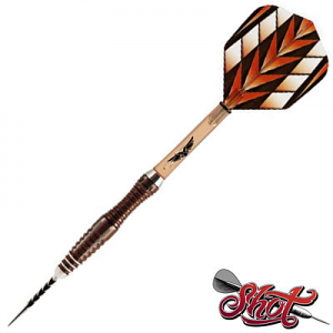 Shot Tribal Weapon Dart Set - Series 1 and 2