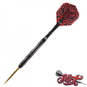 Shot Warrior Kapene 90% Tungsten Darts