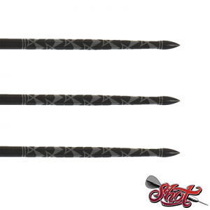 Shot Steel Arrow Head Points