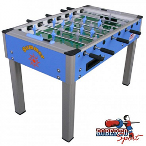 Roberto Sport Summer-Outdoor Foosball Table Summer 2018
