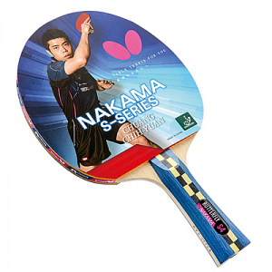 Butterfly Nakama Series S-4 Table Tennis Racket