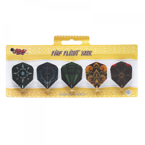 Shot! 5 Flight Pack