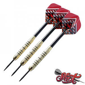 Shot! Solo Dart Set - 18grams