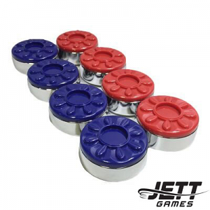 Jett Super-Clicker Shuffleboard Rocks