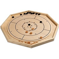 Baltic Birch and Ash Crokinole Board