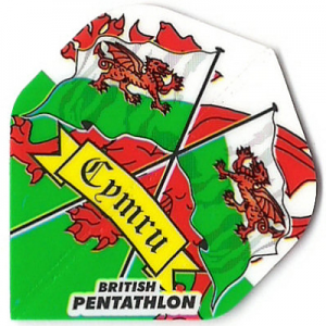 British Pentathlon Flights - Wales