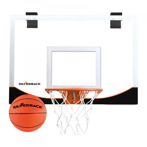 "Silverback Mini Hoops 18"" Basketball"