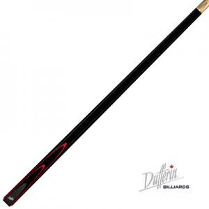 Dufferin Vengeance Snooker Cue Red