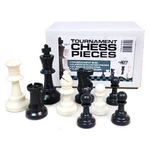 Tournament Plastic Chessman