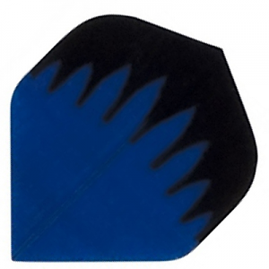 Polyester Flights - Black and Blue