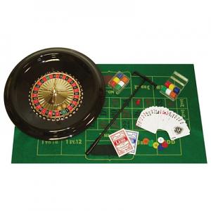 Roulette Wheel Set - 16''