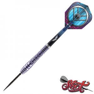 Shot Viking Shield-Maiden 90% Tungsten Steel Tip Darts