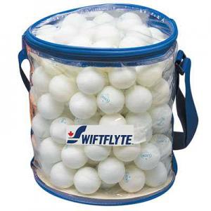 Swiftfyte 1 Star White Balls - Bucket of 72