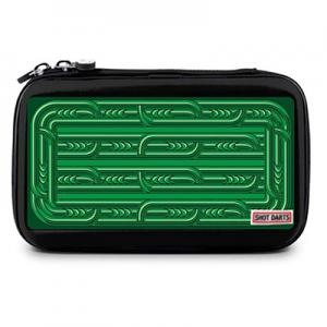 Shot Tactical Darts Case-Two Set Dart Wallet-Rutene