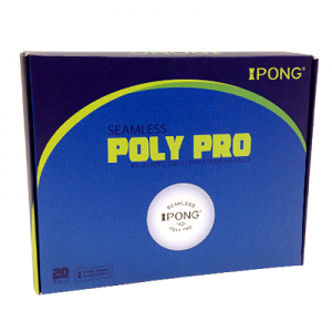 Joola Poly Pro Table Tennis Balls Box of 20