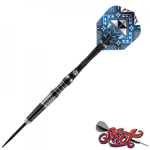 Shot Tribal Weapon Koa 90% Tungsten Dart Set